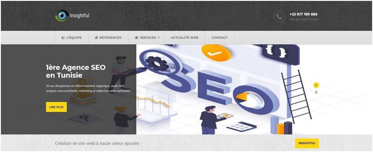 les meilleures agences seo en Tunisie